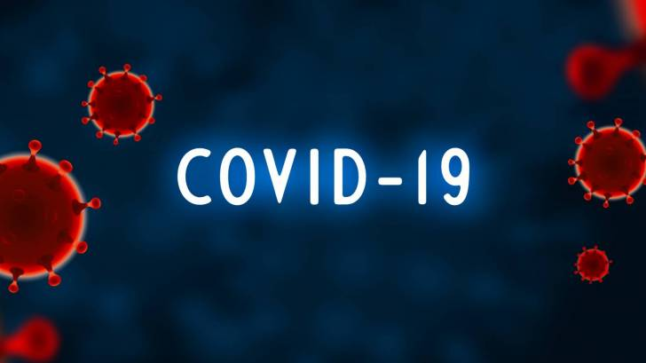covid-19 depiction