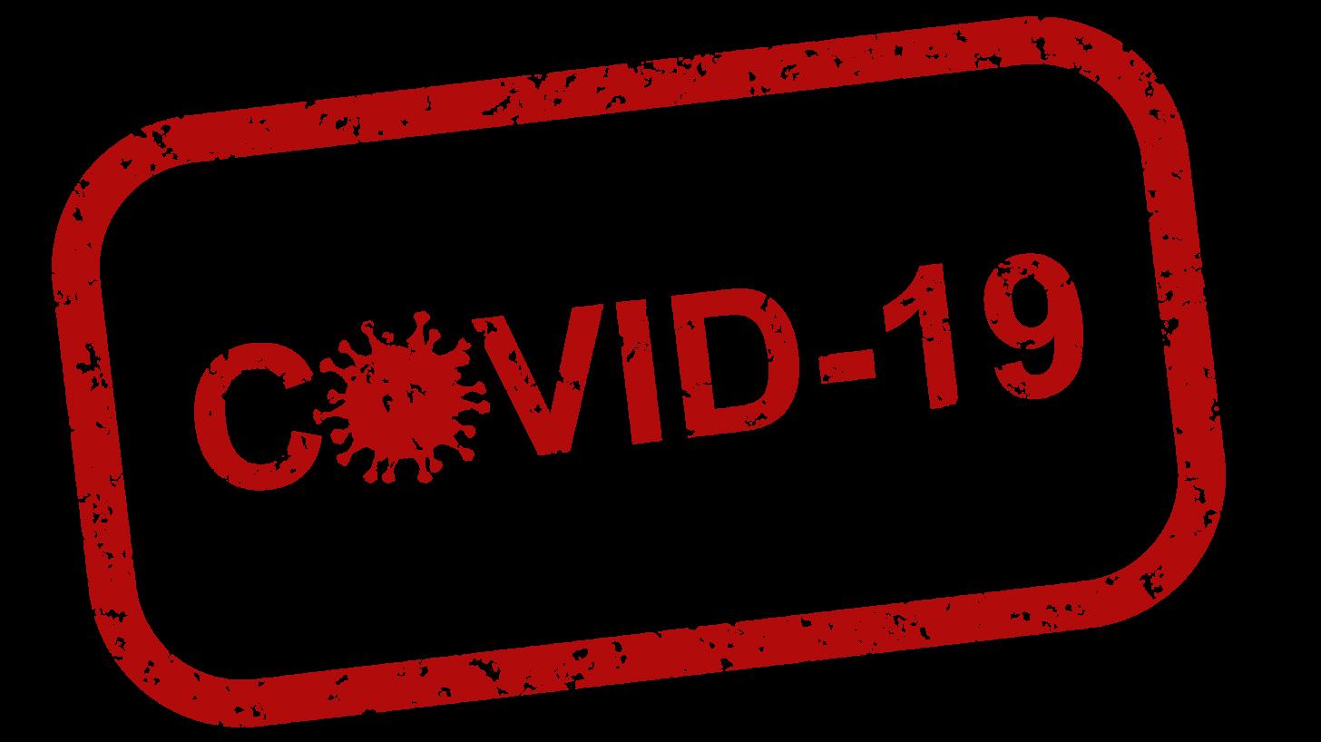covid-19 sign