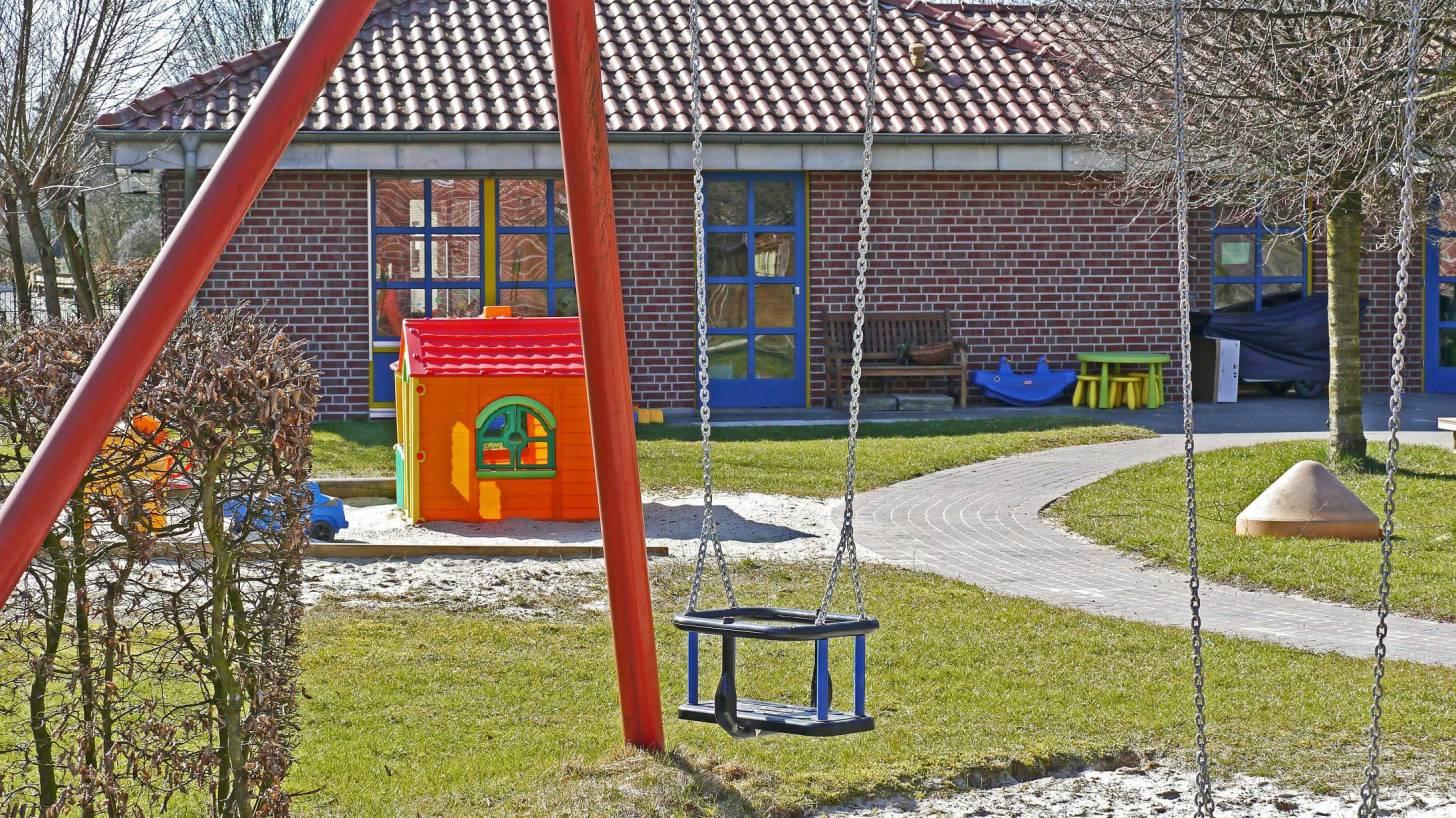 day care playground