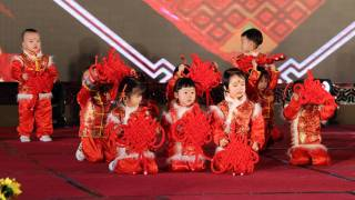 young chinese children