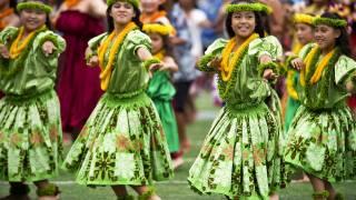 hawaiian hula dancers
