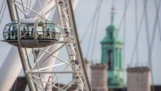 sky ride in london